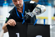 Bionic Olympics for Cyber Athletes: Empowering the Disabled