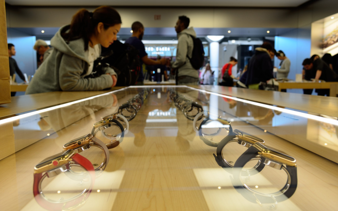 Implications on HR As Wearable Tech Increases in Popularity