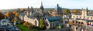 Oxford, Number One University